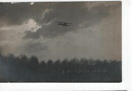 Frankrijk France - Photo (card) Foto (kaart) - Pont A Chin - Hbatrossmaschine - Vliegtuig Airplaine   - 1914 - France