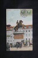 DANEMARK - Affranchissement De Odense Sur Carte Postale Pour La France En 1911, écrite En Espéranto - L 70405 - Briefe U. Dokumente