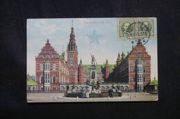 DANEMARK - Affranchissement De Odense Sur Carte Postale Pour La France En 1911 , écrite En Espéranto - L 70409 - Briefe U. Dokumente