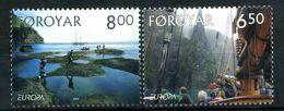 2004 FAROER (Foroyar) Faer Oer SET MNH ** 493/494 - Féroé (Iles)