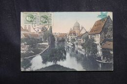 DANEMARK - Affranchissement De Odense Sur Carte Postale Pour La France En 1911 , écrite En Espéranto - L 70414 - Briefe U. Dokumente