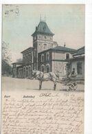 Frankrijk France - Barr - Bahnhof - 1906 - France