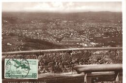 Italië Italy Italien - Fiesole - Panorama Di Firenze -  1937 - Zonder Classificatie