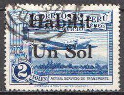 Peru Used Stamp From 1937 - Pérou