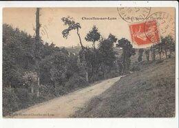 France 42 - Chazelles Sur Lyon - Ancien 11595Chemin De Viricelles  - Achat Immédiat - Sonstige Gemeinden