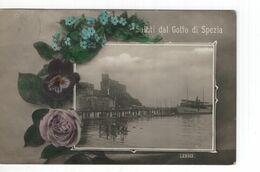 Italië Italy Italien - Lerici - Saluti Dal Golfo Di Spezia - 1914 - Italy