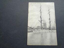 Bateau ( 224 )  à Voiler  Voilier  Zeilboot    Boot  :  Anvers   Antwerpen - Veleros