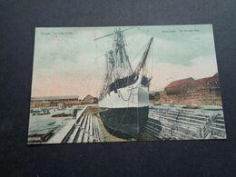Bateau ( 230 )  à Voiler  Voilier  Zeilboot    Boot  :  Anvers   Antwerpen - Veleros