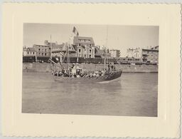DIEPPE Petite Photo Format 10 X 8 Prise En 1959 - Dieppe