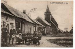 Saint-Thilbaut- - Frankreich