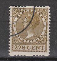 NVPH Nederland Netherlands Pays Bas Niederlande Holanda 27 Used ; Roltanding Syncopated Sincope Sincopado 1926 - Heftchen Und Rollen