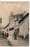 Doué-la-Fontaine- Gendarmerie - Doue La Fontaine