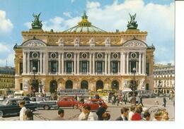 Postal 039996 : Theatre De LOpera. Acedemie National De Musique. La Façade En Marbre De Couleur - Zonder Classificatie