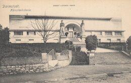 Darmstadt (Hesse), Germany, 1900-1910s ; Kunstlerkolonie , Ernest Ludwig Haus - Darmstadt