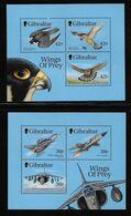 GIBRALTAR ( EUGIB - 190 )  1999  N° YVERT ET TELLIER  N° 36/37   N** - Gibraltar