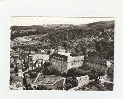 CPSM:RUSTROFF PAR SIERCK LES BAINS (57) PENSIONNAT SAINTE CHRÉTIENNE..ÉCRITE - France