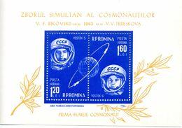 1963 ROMANIA BF 55 MNH ** - Hojas Bloque