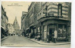 28 DREUX Grande Rue Devanture Commerce TABAC BUVETTE  Enseine Cigarettes Laurens       /D06-2017 - Dreux