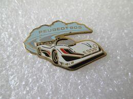 PIN'S   PEUGEOT  905  LE MANS - Peugeot