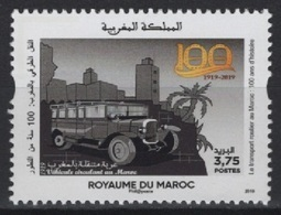 Morocco - Maroc (2019) - Set -  /  Cars - Voitures - Coches - Autos