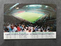 Daejeon Stade WC 2002 Réf Postcard 2002 Fifa - Sin Clasificación