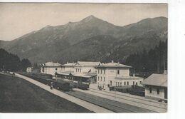 Oostenrijk Austria Österreich - Bad Gastein - Bahnhof - 1920 - Non Classificati