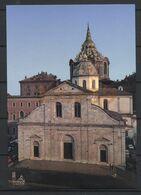 Torino (TO - Piemonte) Il Duomo Con La Cupola Della Cappella Della S. Sindone, Nuova - Churches
