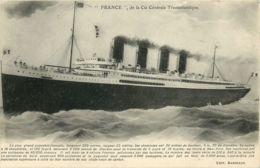 76-PAQUEBOT France-N°3008-B/0353 - Autres Communes