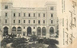 Grèce Athenes Hotel Des Postes Et Telegraphes - Grecia