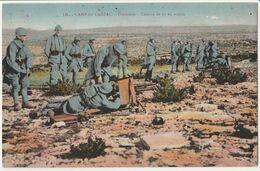 Camp Du Larzac- Infanterie Canons De 37 - France