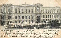 Grèce Athenes La Banque Nationale - Grecia
