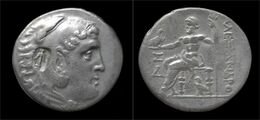 Macedonian Kingdom Alexander III AR Tetradrachm Aspendos Mint - Greche