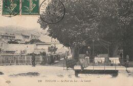 83 TOULON, Le Pont Du Las, Le Lavoir, - Toulon