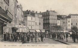 13  LA CIOTAT  Quai Louis Benet, Dépôt Du Petit Provençal - La Ciotat