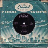 THE BEACH BOYS  UK SG 1967 - DARLIN' - COUNTRY AIR - Rock