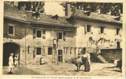 48 * Maison Rurale De Bouldoire Par Marvejols - Un Aspect De La Ferme St Joseph Et Le Secrétariat - Other Municipalities