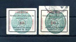 1913-14 MESSICO N.215 (*) & Usato - México