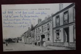 LA BAZOCHE-GOUET (28) - GRANDE-RUE - HOTEL DE L'ETOILE - Autres Communes