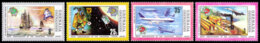 Grenada Grenadines, 1974, UPU Centenary, Universal Postal Union, United Nations, MNH, Michel 26-29 - Grenada (1974-...)