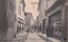 BOLLENE (Vaucluse)  - La Grande Rue   -- (en L' état) - Bollene