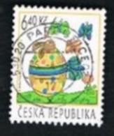 REP. CECA (CZECH REPUBLIC) - SG 357   -  2003 EASTER   -   USED - Sin Clasificación