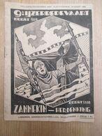 Ijzerbedevaart 1928 Zannekin Herdenking Diksmuide Rare - Anciens