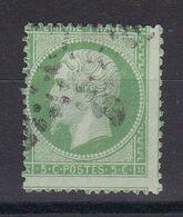 D196 / LOT NAPOLEON N° 20  OBL COTE 10€ - 1862 Napoléon III