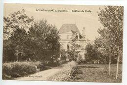 Chassaignes Bourg Du Bost Château Du Pauly De La Ravelle - Otros Municipios