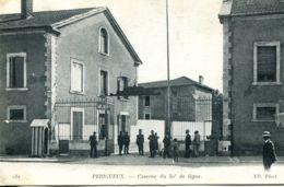 N°3159 R -cpa Perigueux -caserne Du 50è De Ligne- - Caserme