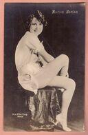 Cartolina Attrice Marion Harian - Non Viaggiata - Schauspieler