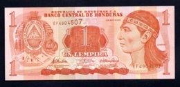 Banconota Honduras - 1 Lempira - FDS 2010 - Honduras