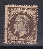 D197 / LOT NAPOLEON N° 30 OBL COTE 25€ - 1863-1870 Napoléon III Con Laureles