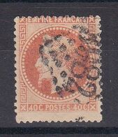 D197 / LOT NAPOLEON N° 31 OBL COTE 25€ - 1863-1870 Napoléon III Con Laureles