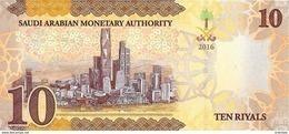 SAUDI ARABIA P. 39a 10 R 2016 UNC - Saudi Arabia